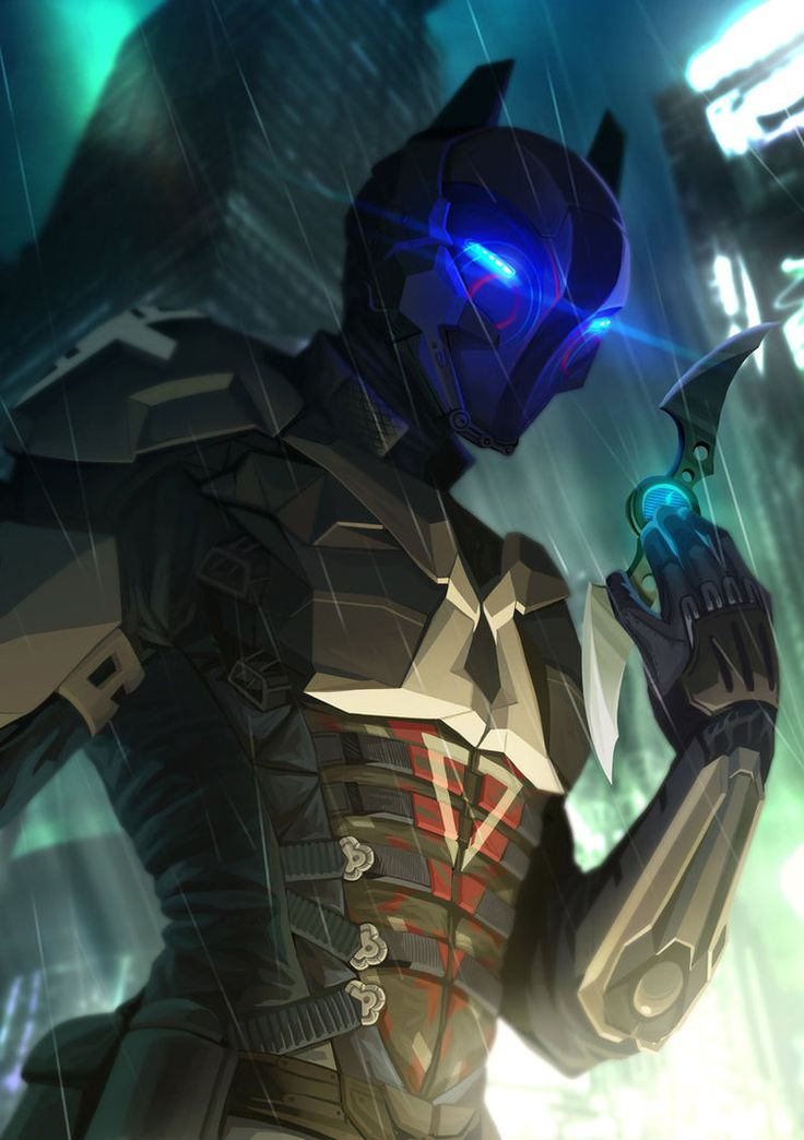 The Arkham Knight - Davin Arfel
