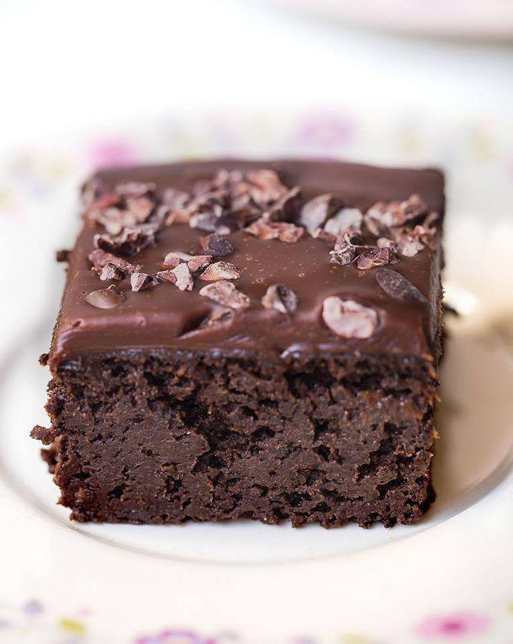 Die besten 25+ Vegan brownie Ideen auf Pinterest Kekse vegan