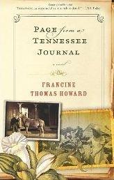 Francine Thomas Howard's remarkable debut novel, set in 1913