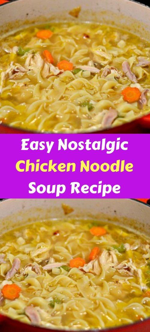crockpot crack chicken noodle soup