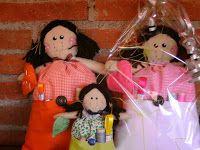 Los mundos de Esthercita: Muñeca costurera
