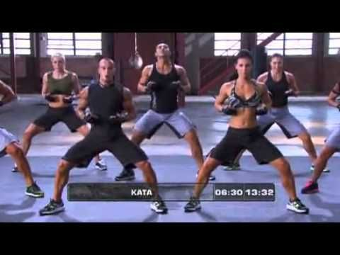 Les Mills Combat ~ 03 ~ Combat 45 ~ Power Kata - YouTube