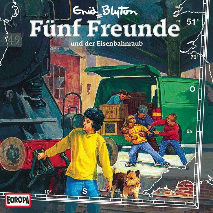 051/und der Eisenbahnraub by Fünf Freunde