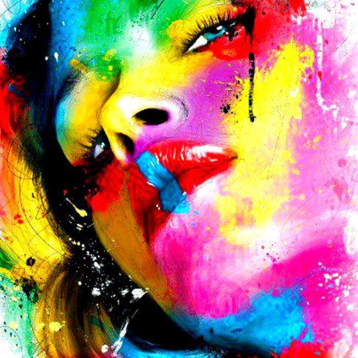 Colorful Pain.. by heartlesslilith.deviantart.com on @deviantART
