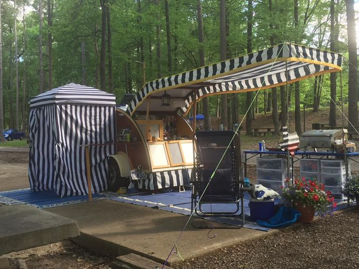 teardrop camper awning i love the adventures i am having in my teardrop trailer mary