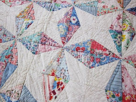 106 best Feedsack Quilts images on Pinterest   Abstract, Appliques ... : 1930s quilt patterns - Adamdwight.com