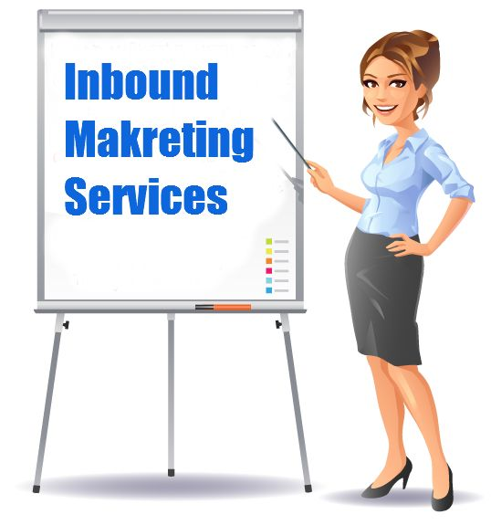 Get found online and drive traffic on your website with our inbound marketing services