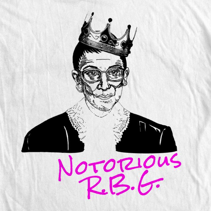 notorious rbg shirt