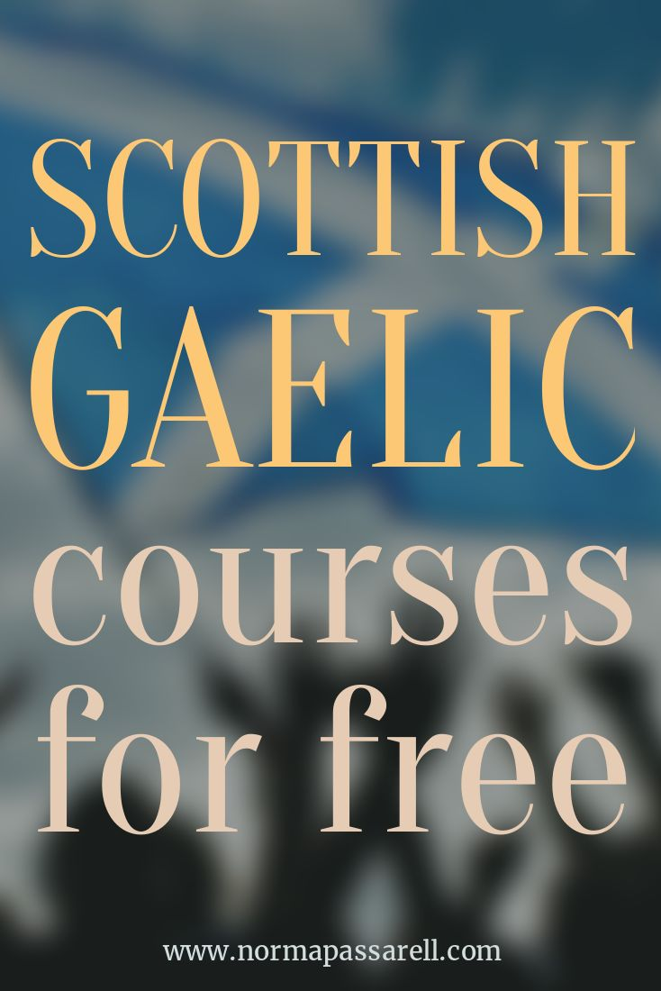 Learn Scottish Gaelic from scratch with these free online courses and other online resources, like Gaelic to English online dictionaries and TV series.