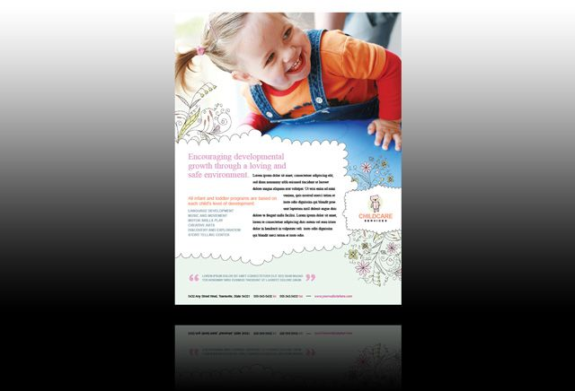 Babysitting Flyer Templates childcare-and-babysitting-flyer - babysitting flyer template