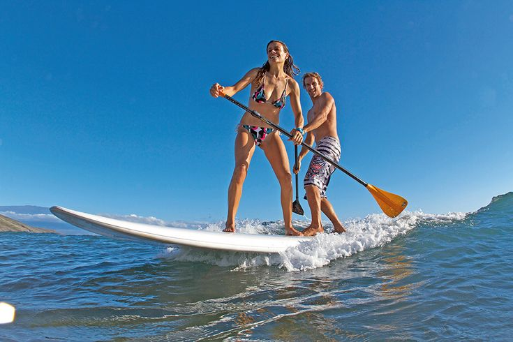 A new SUP is exciting, but you may realize there's SUP accessories you don't have. Our list of top 10 paddle board accessories will get you started!
