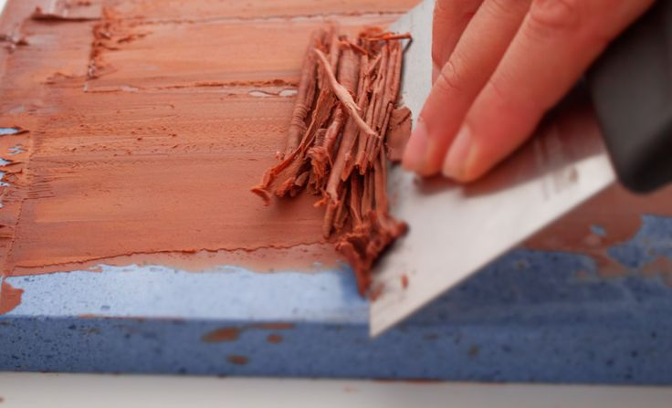 Cómo hacer chocolate en rama