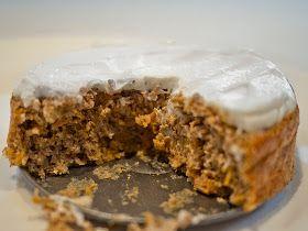 CARROT CAKE ( Slimming World )