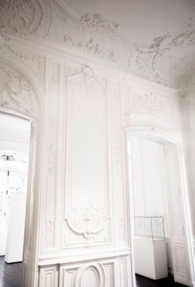 French Classic Interior Paris Apartments