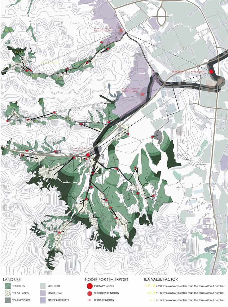 AA School of Architecture Projects Review 2011 - Landscape Urbanism - Zijiang District