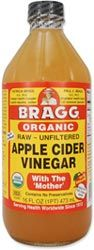 Organic ACV for acid reflux...and SO many other ailments. Sooo Disgusting! But it works.