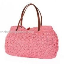 Crochet Tote Bag Tutorial Part 1 : 17 beste afbeeldingen over Crochet bags & bags op ...
