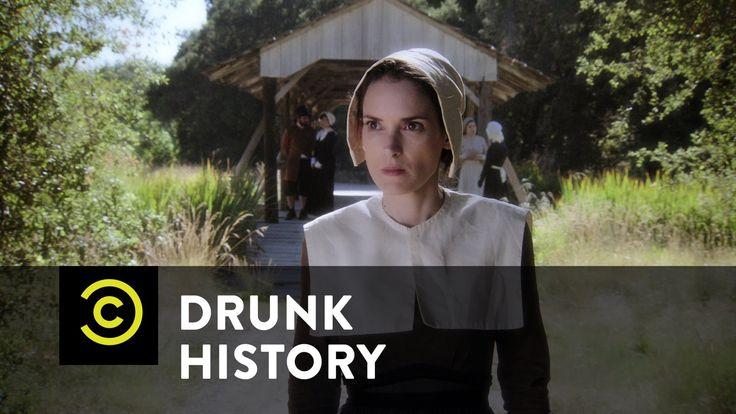 Drunk History: Uncensored - Mary Dyer -Winona Ryder, Jen Kirkman