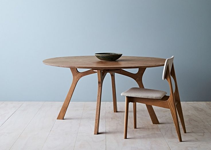 Tide Design Lyssna Round Dining Table 01