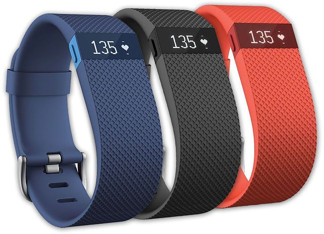 Fitbit Charge HR Activity Heart Rate  Sleep Wristband (2 Colors) $99.99 (ebay.com)