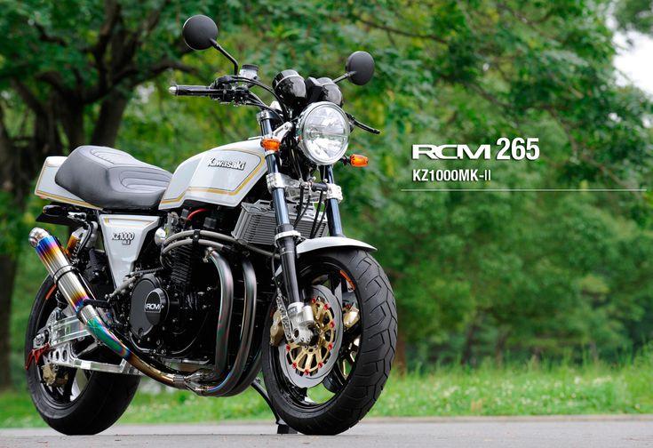 Kawasaki KZ1000MK-II by AC Sanctuary: