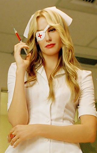 Kill Bill, Vol. 1 (2003) - Daryl Hannah as Elle Driver, directed and written by…