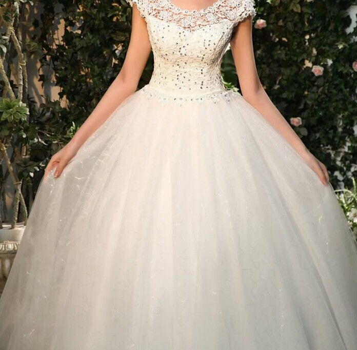 Wedding Dresses For Petite Bodies : Ball gown wedding dresses with sleeves on dress