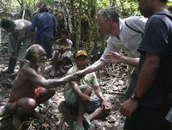 Indigenous groups such as the Forest Tobelo are significantly impacted by people seeking to profit off of their land.