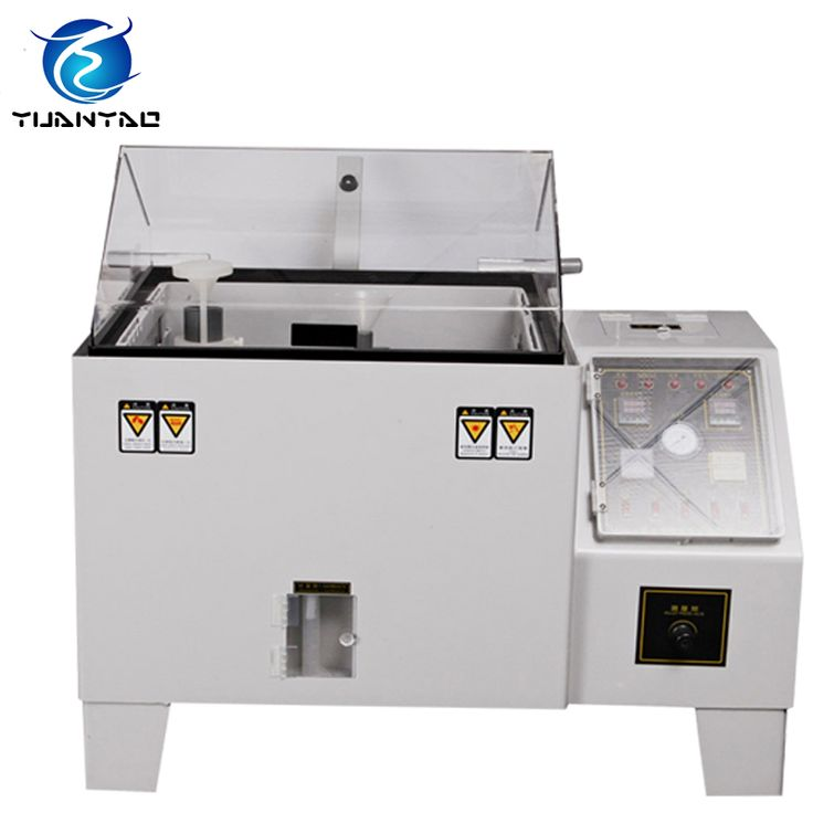 Laboratory Salt Spray Corrosion Testing Chamber is ideal for testing the resistance to salt spray corrosion of some products by measuring and comparing similar materials, their usability quality. #laboratorytestequipment #laboratorysaltspraytestchamber #laboratorytestmachine