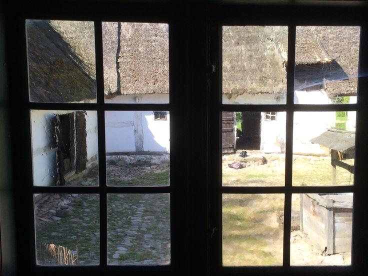 Window, Östarp, Sweden
