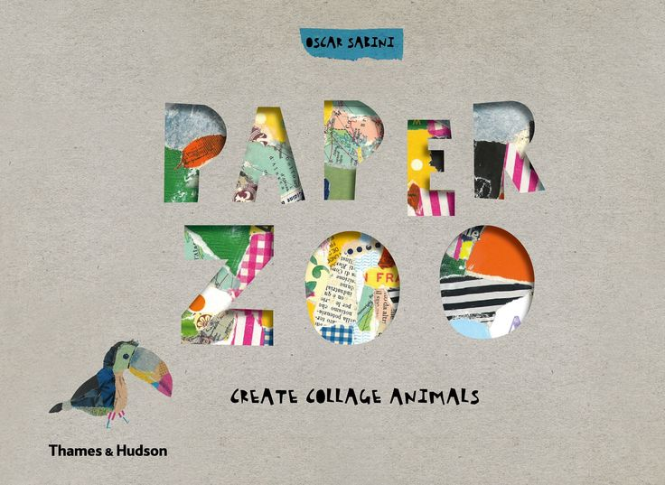 How to create… a toucan collage