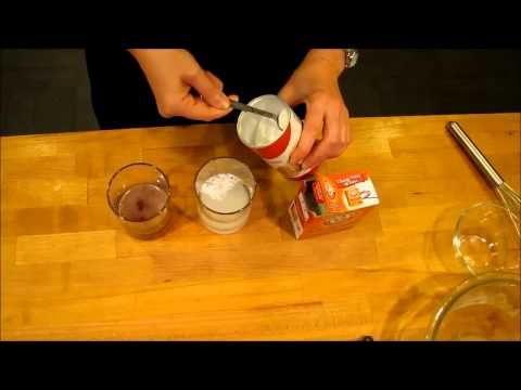 The Science of Leavening Agents - YouTube video