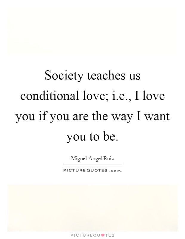 Conditional Love Quotes : conditional, quotes, Millo, Picture, Lover, Favorite, Conditional, Love,, Things