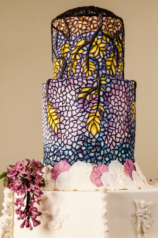 Atelier Cake Design Nice : 17 Best images about Gumpaste-Fondant Lilacs on Pinterest ...