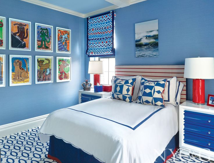 Blue Bedroom For Boys 300 best children's rooms images on pinterest | bunk rooms