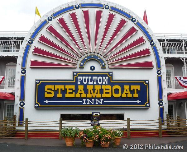 Fulton Steamboat Inn  Hotel In Lancaster PA  Lancaster