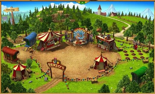 FAQ} Renzo's Travelling Fair: Mini-Games | Farmerama Geek