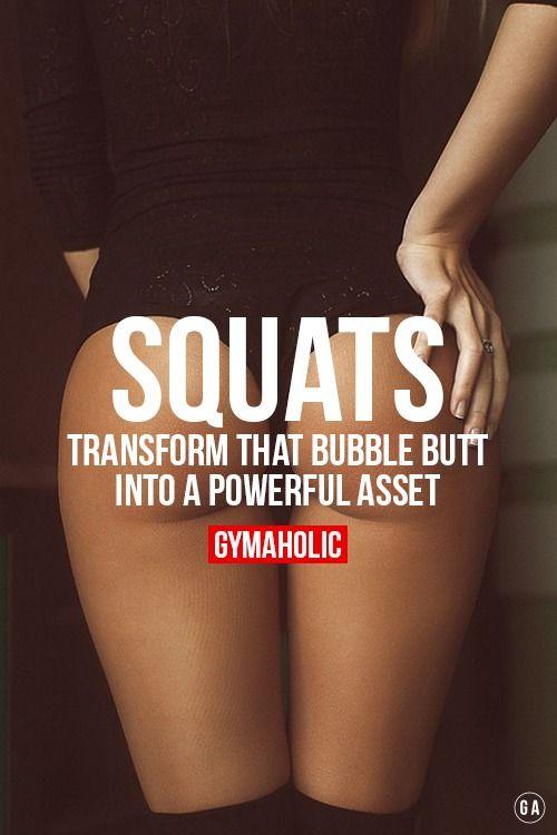 Squats motivation