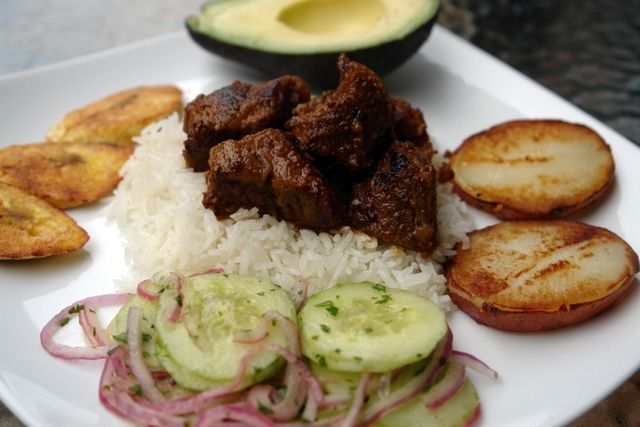 39 best images about recipes with beef on pinterest slow for Achiote ecuador cuisine