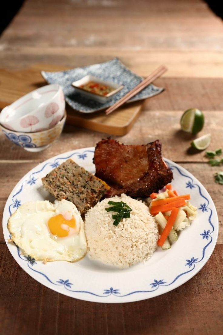 What is your favorite lunch? Our Com Tam is such a power lunch, come and grab some!
