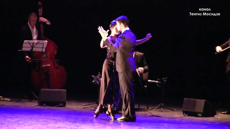 "Tango ""El huracan"" (D`Arienzo version)"