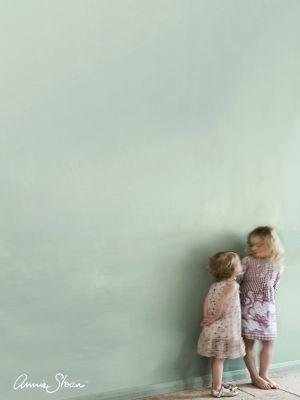 Annie Sloan Wall Paint Duck Egg Blue