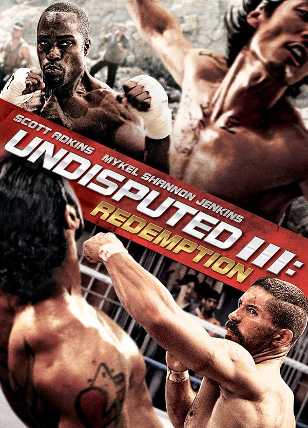 Undisputed III: Redemption on Behance