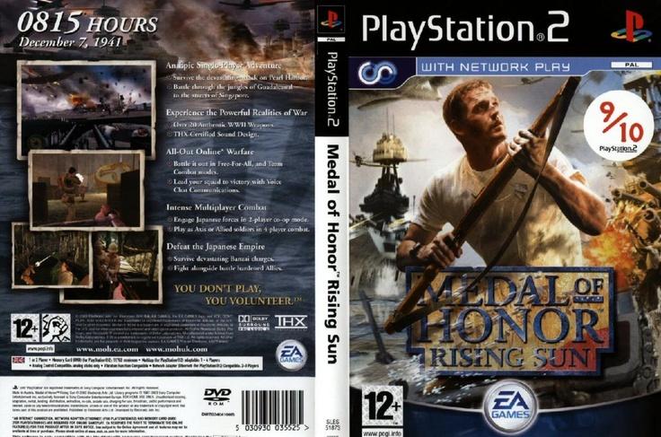 Medal Honor Rising Sun Playstation Game – Fondos de Pantalla