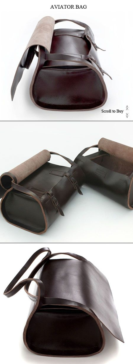 The Aviator Bags are suitable as aircraft carry-on luggage. They are made in bridle leather with a robust hand stitched construction.   Each bag is designed and hand crafted by Garvan de Bruir.