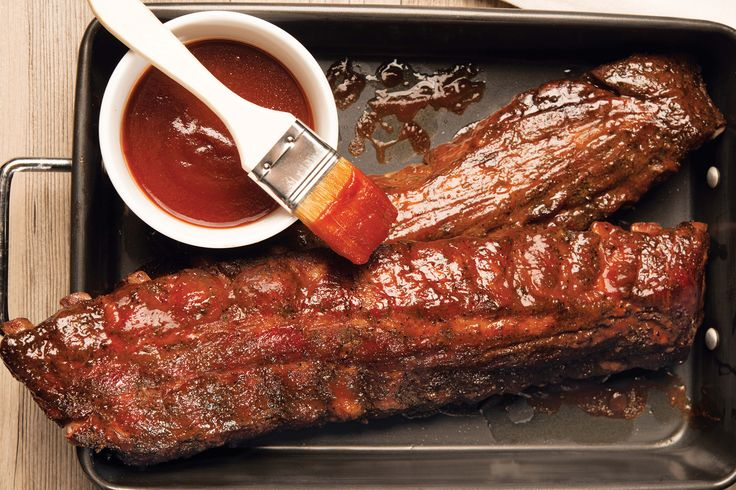 Sweetie Pie's Tender Oven-Baked St. Louis-Style BBQ Ribs
