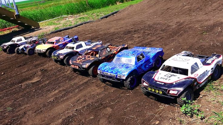 """RC ADVENTURES - """"Little Dirty"""" Canadian Large Scale 4x4 Offroad Race Hig..."""