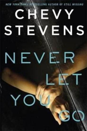 Never Let You Go by Chevy Stevens. 11 years ago, Lindsey escaped with her young daughter and left an abusive relationship. Her ex-husband, Andrew, was sent to jail and Lindsey started over with a new life. Now, Lindsey is older and wiser, with her own business and a teenage daughter who needs her more than ever. When Andrew is released from prison, Lindsey believes she has cut all ties and left the past behind her. But she gets the sense that someone is watching her, tracking her every move.