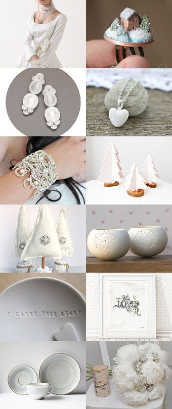 Snowy collection by Olga Kedel on Etsy--Pinned with TreasuryPin.com