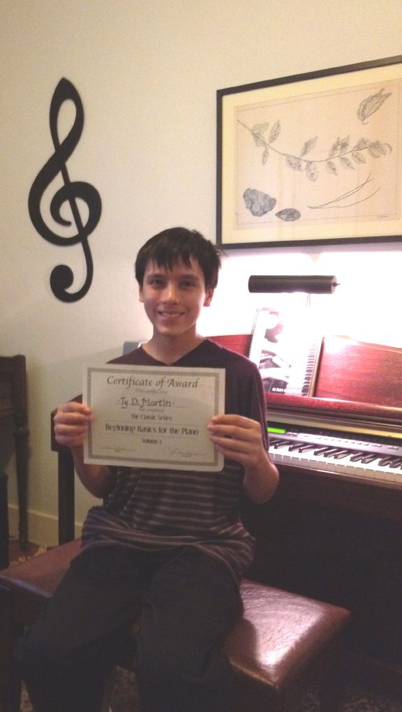 14 best Piano Student Accomplishments • Pastimes for a Lifetime ...